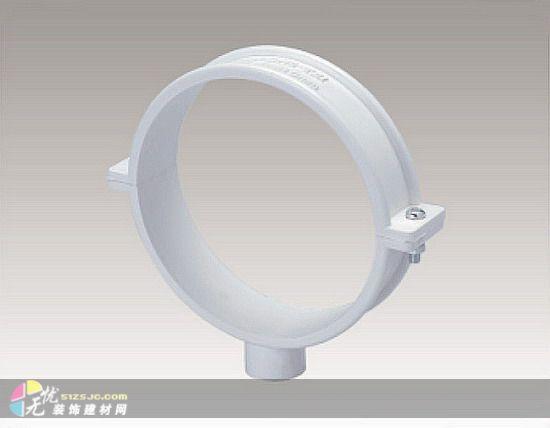 pvc-u排水管件瓶型三通110毫米白色消音瓶型三通-PVC管件