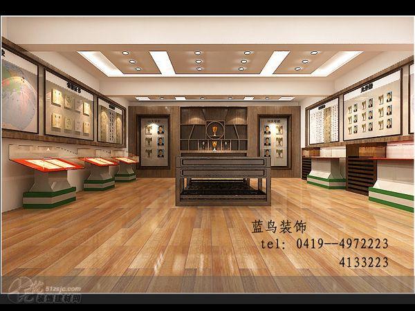 荣誉室 蓝鸟装饰工程有限公司作品 家居设计图库 效果图,实景